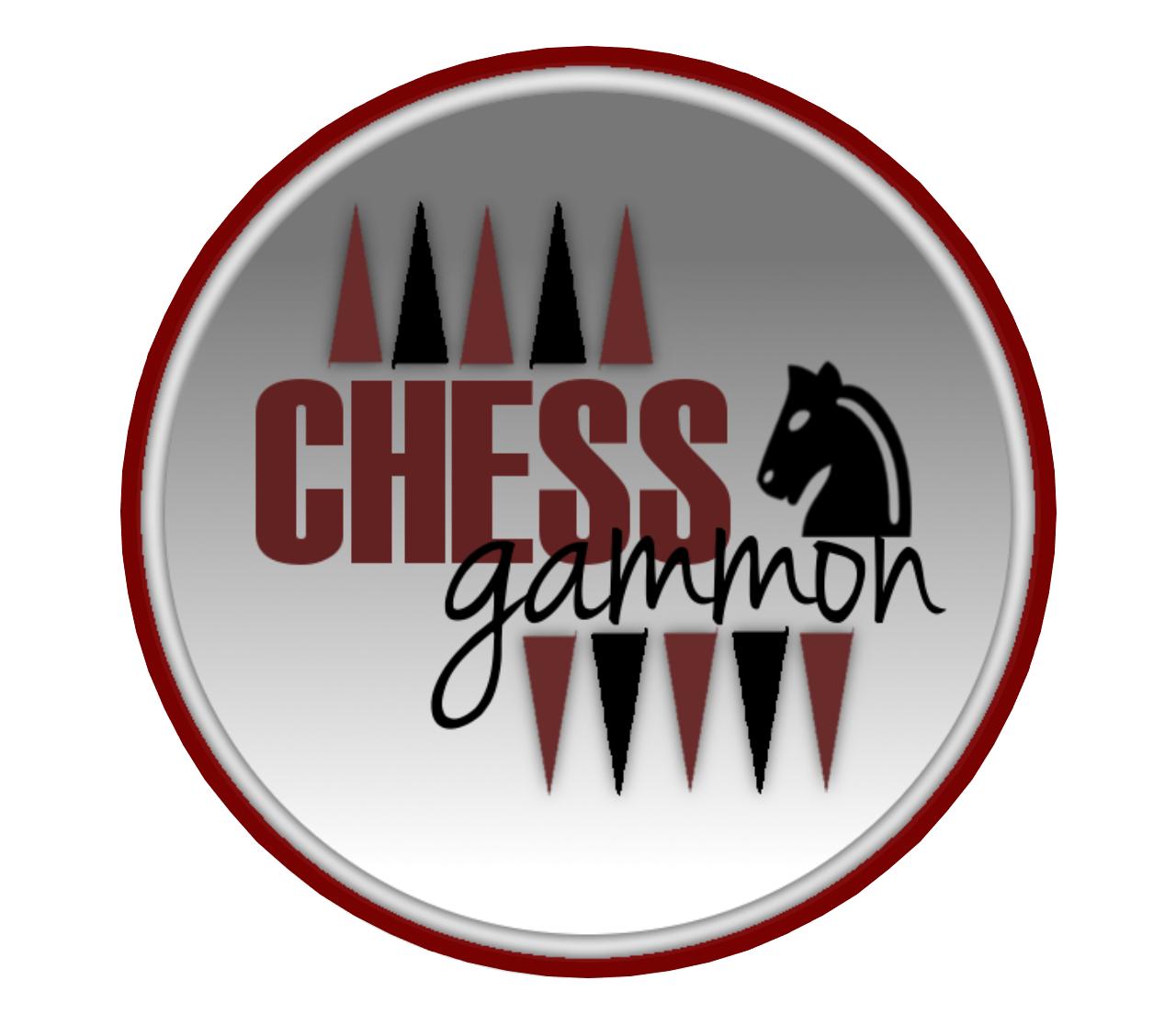 chess set and backgammon set