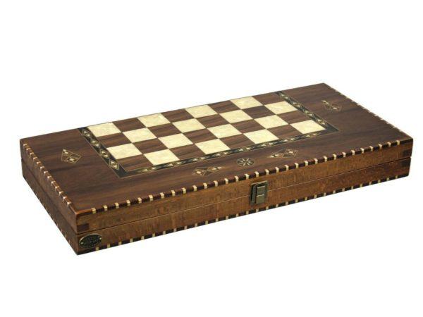 luxury range backgammon set helena