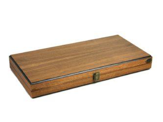 """Luxury Range Helena Backgammon Set """"Woodland"""" – 20″ 2243p"""