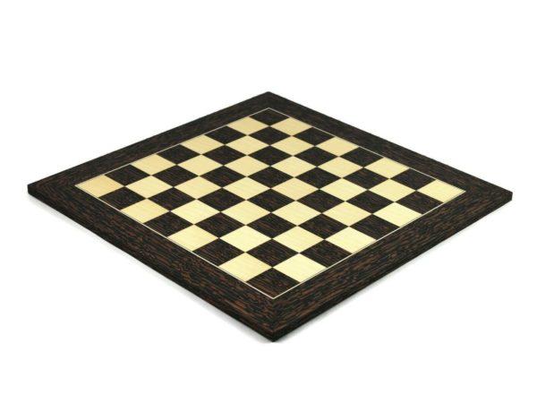 tiger ebony wooden chess board