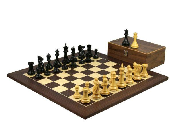 macassar staunton chess set professional staunton chess pieces ebonised