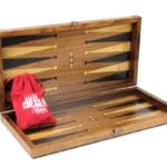 "Luxury Range Helena Backgammon Set ""Urban"" – 20″ 2250"