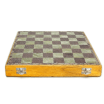 "Marble Range Chess Set ""Soap Stone"" – 10″"