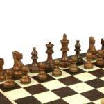 Atlantic Classic Chess Pieces Staunton Sheesham Boxwood 3″