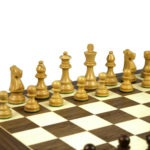 French Lardy Chess Pieces Staunton Sheesham Boxwood 3.75″