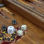 "Premium Range Backgammon Set ""Imperial""- 2RM13″"