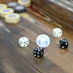 "Premium Range Backgammon Set ""Paramount""- MMX17″"
