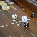 "Premium Range Backgammon Set ""Alchemist"" – RMC17″"