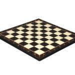 "Classic Range Wooden Flat Chess Board ""Walnut""- 14″"