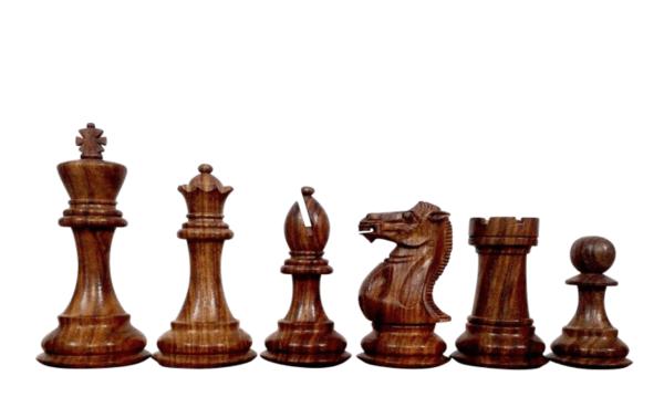 sheesham morphy series professional staunton chess pieces