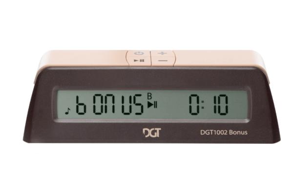dgt 1002 digital bonus chess clock