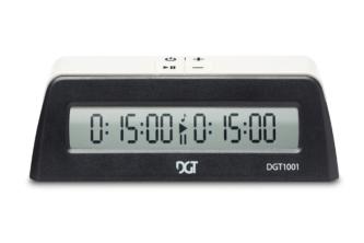 Chess Clock Digital Black DGT
