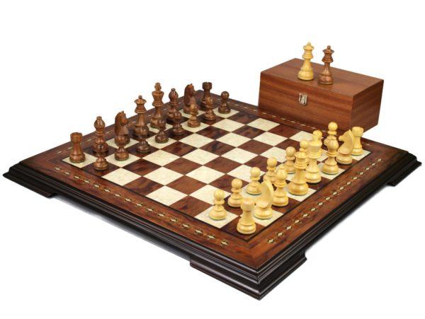 staunton chess set with german staunton chess pieces