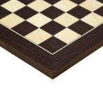 "Executive Range Chess Board ""Wenge & Maple"" – 21″"